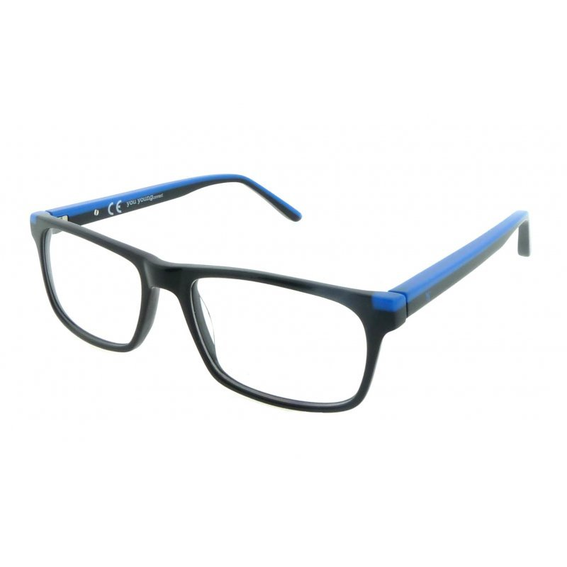 FRAMES PLASTIC YOU YOUNG COVERI YY54 BLK 53-17-140