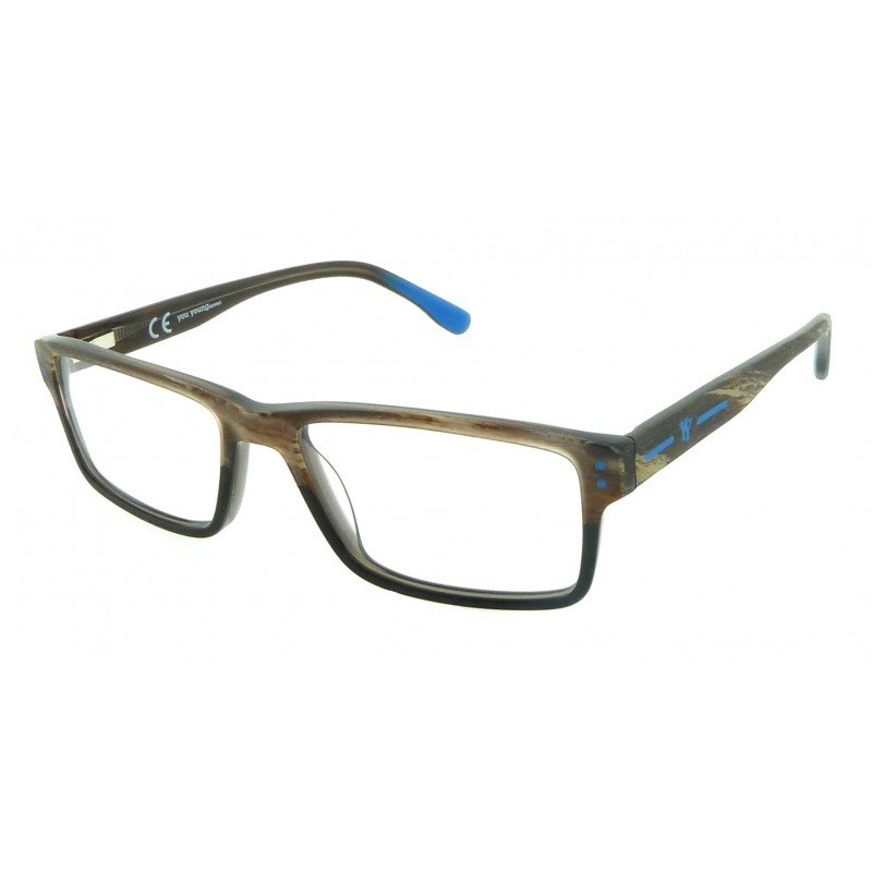 FRAMES PLASTIC YOU YOUNG COVERI YY53 BR 53-17-140
