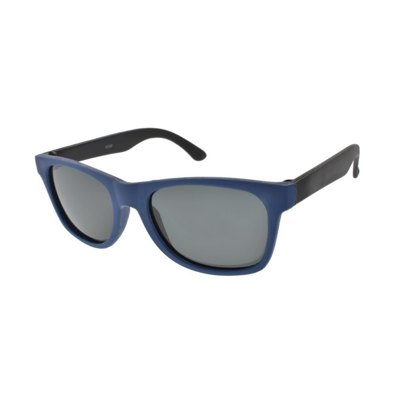 ΓΥΑΛΙΑ ΗΛΙΟΥ CASPER POLARIZED CP53 353 BLUE-BLACK 46-13-123