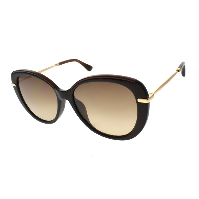SUNGLASSES/JIMMY CHOO/PHEBE/F/S/2PI/HA/56-17-145