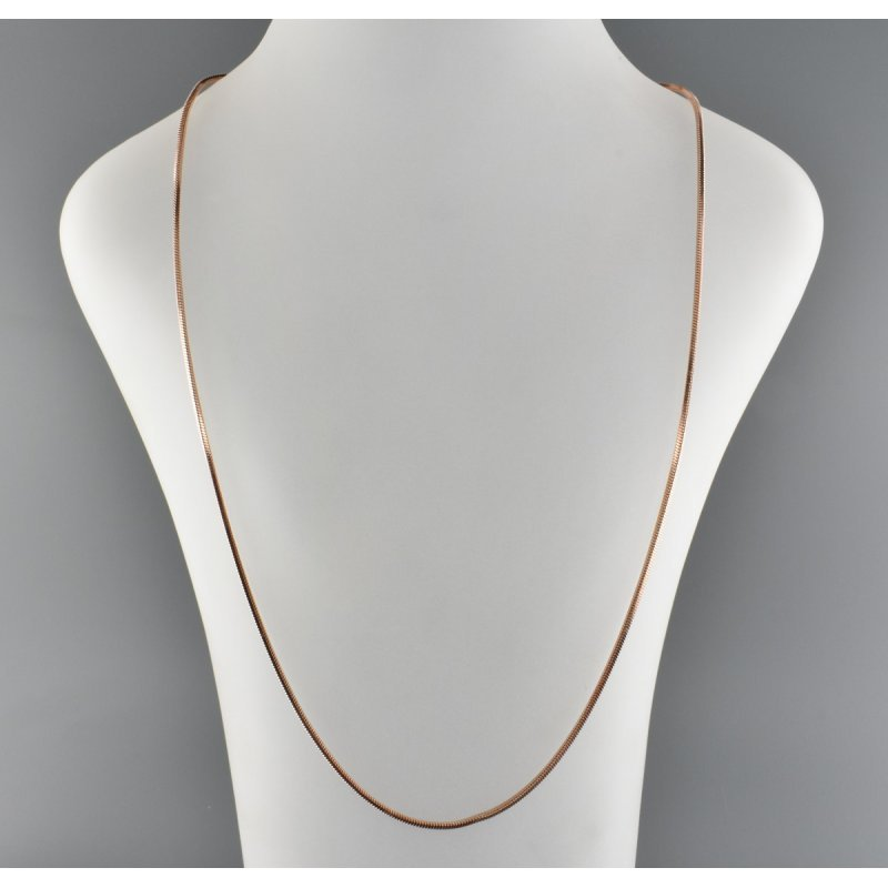CHAIN J1014T ROSE GOLD