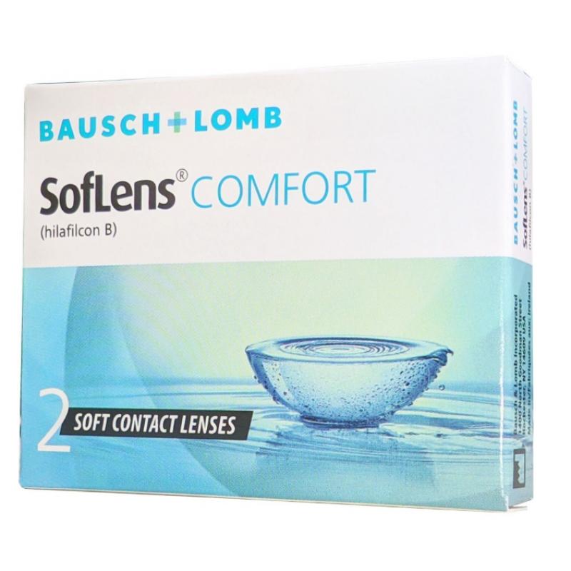 SOFLENS COMFORT 2P +2.50